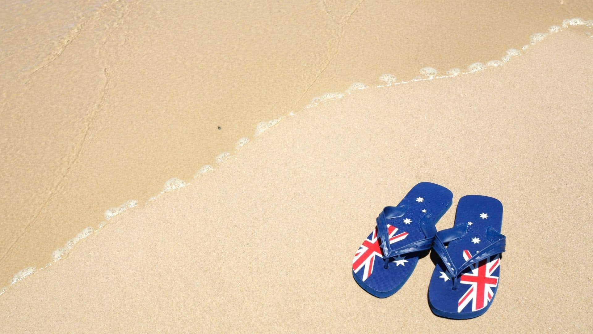 Is it illegal to drive in thongs in Australia?